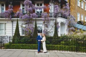 wisteria London wedding photography