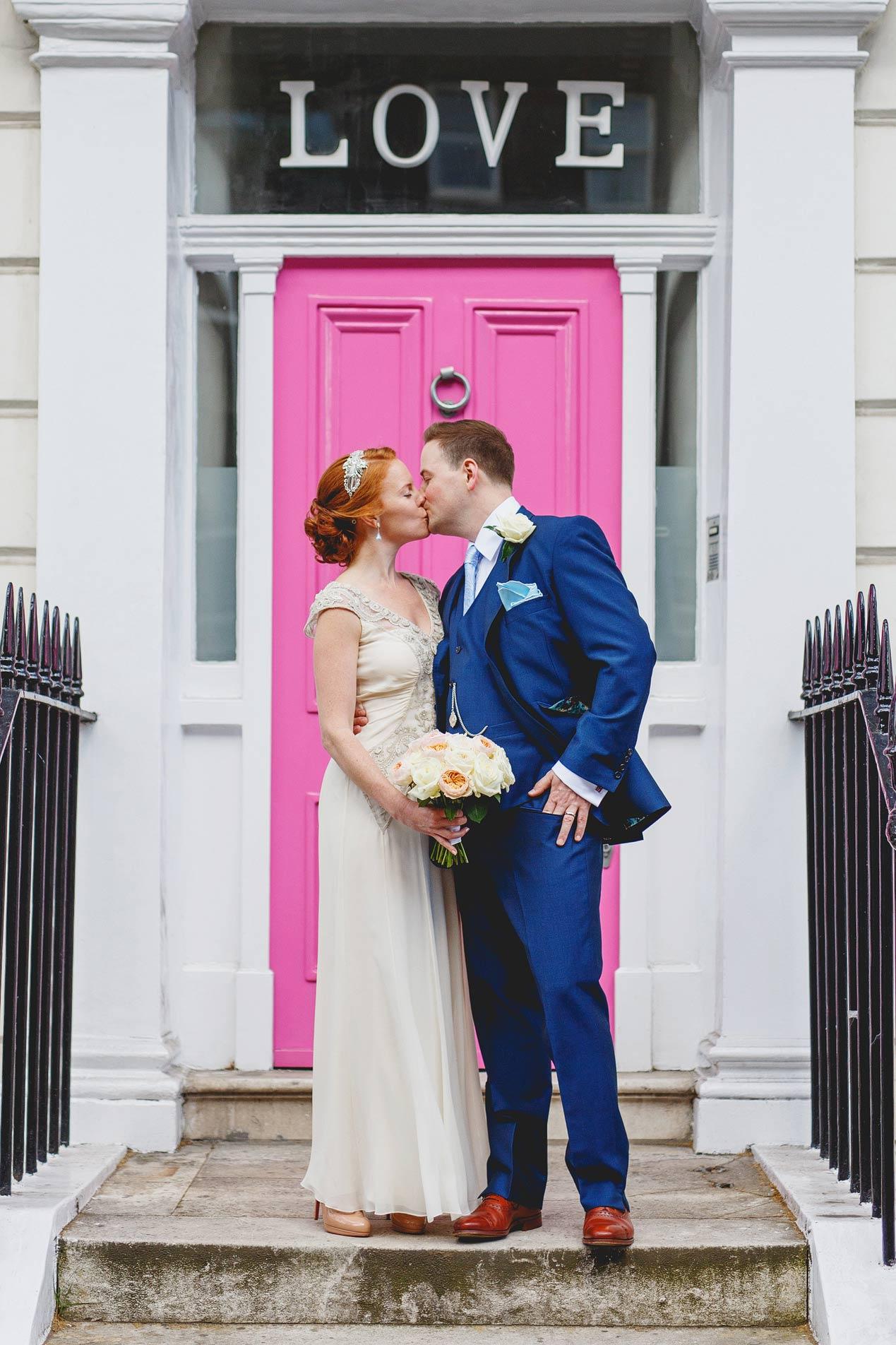 Love London wedding photographer