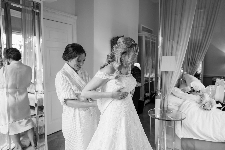 Brocket Hall wedding