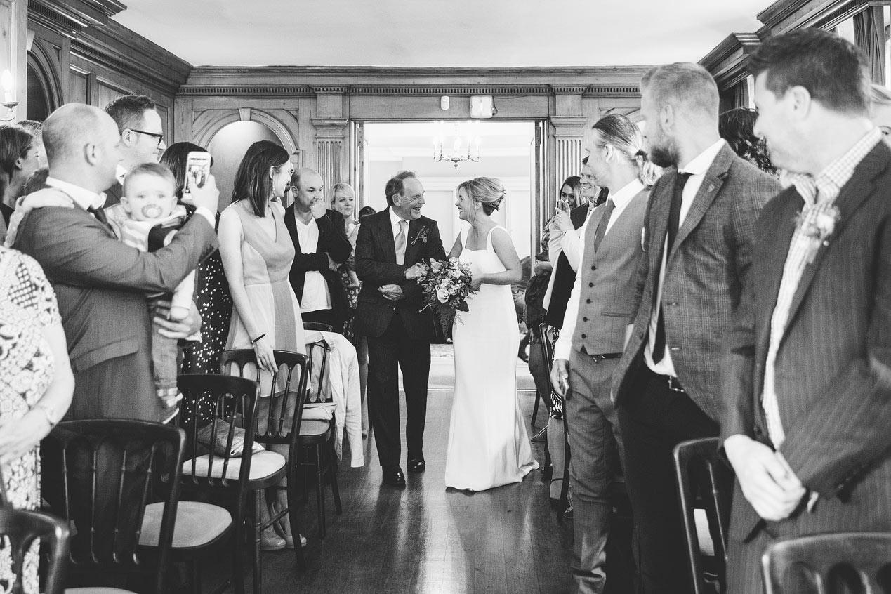 Bull and Last wedding in London