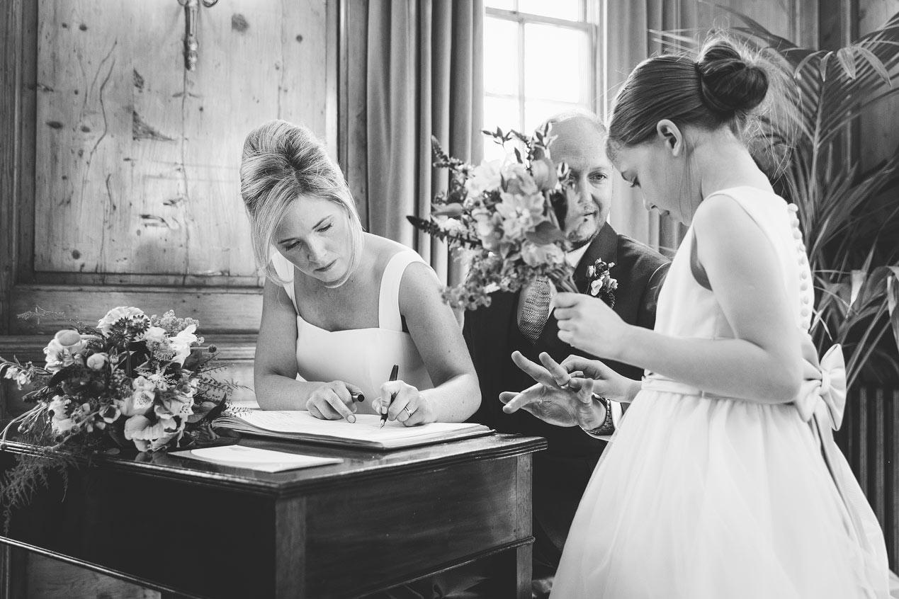Burgh House wedding in London