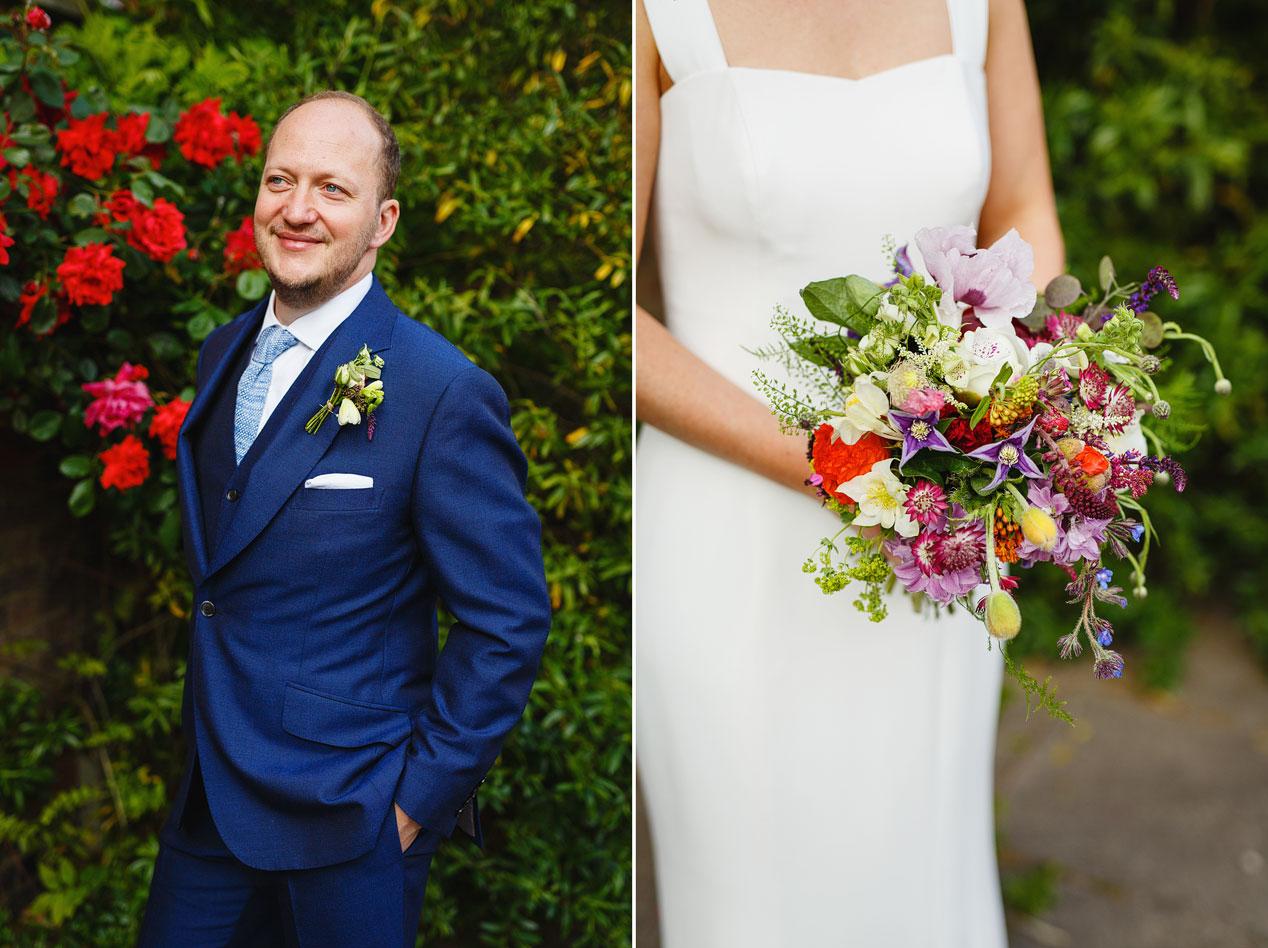 Bull & Last wedding in London