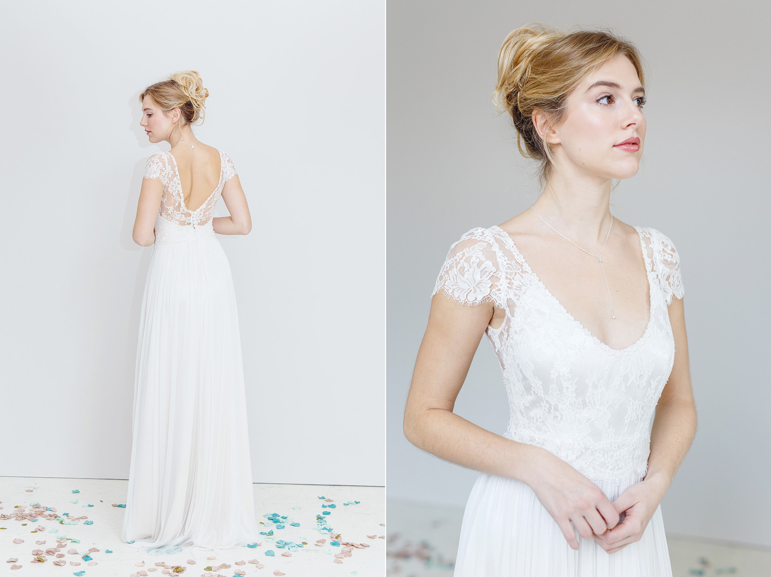 Dana Bolton wedding dress designer