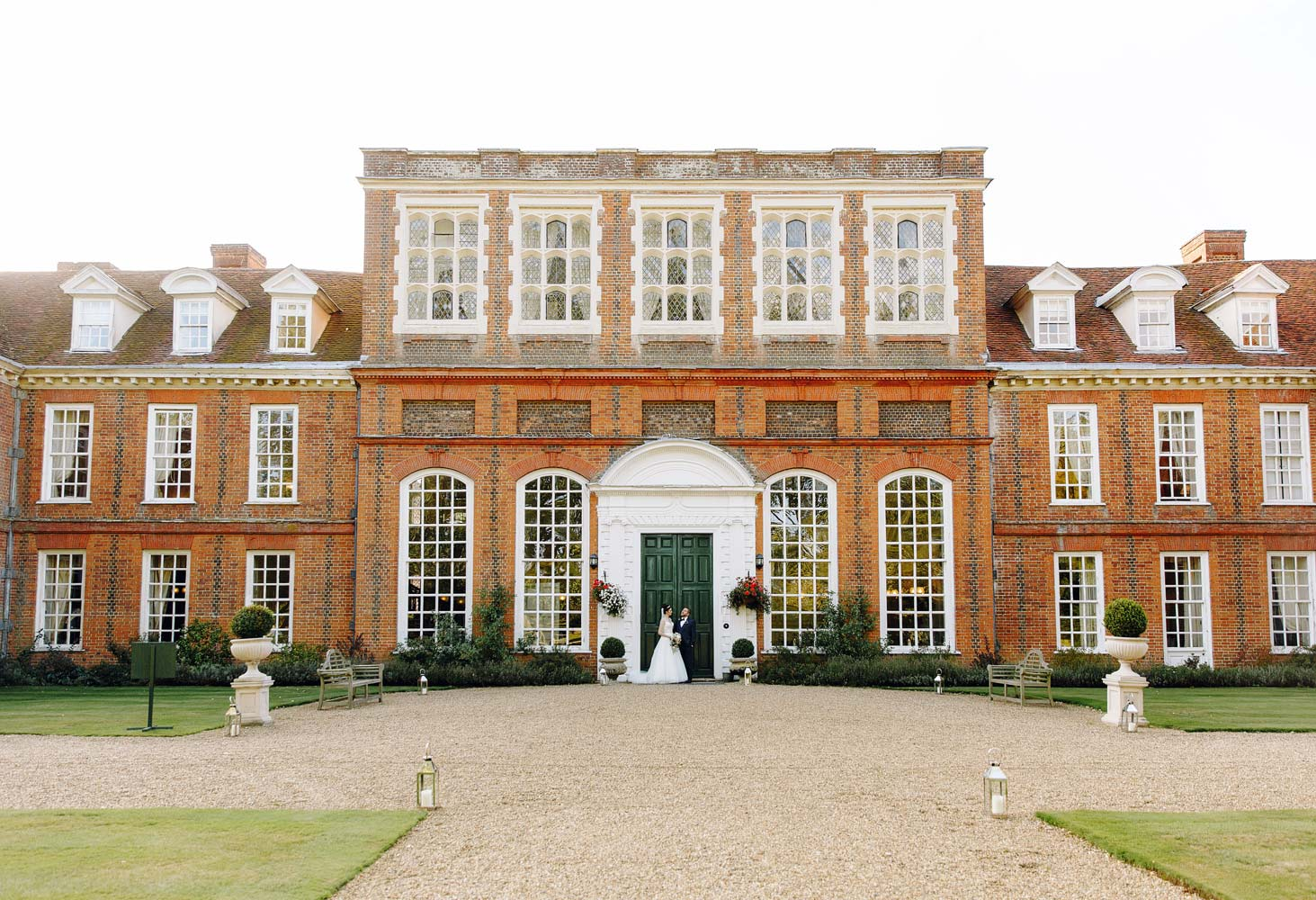Gosfield Hall in Essex