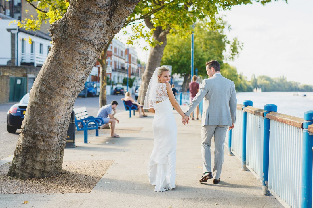 Putney wedding photographer