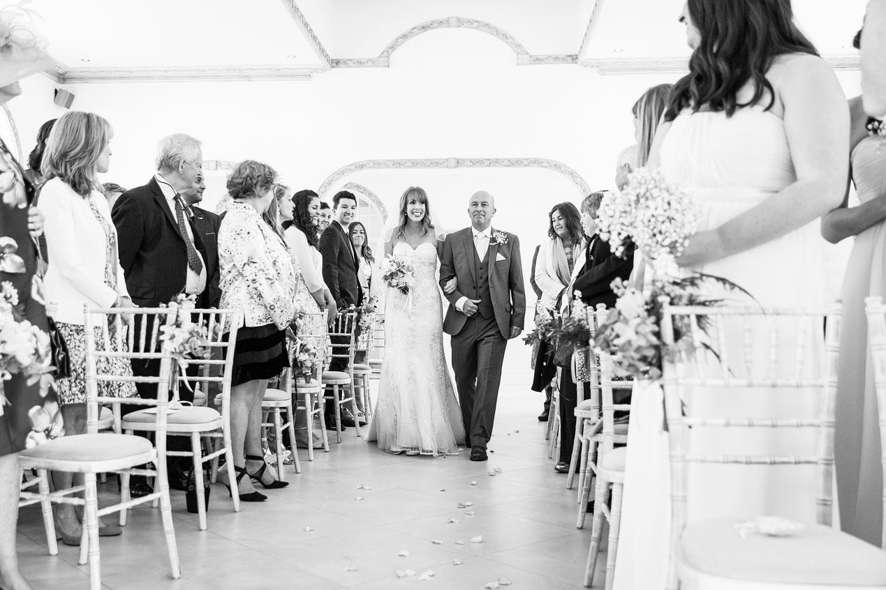 Northbrook Park bride