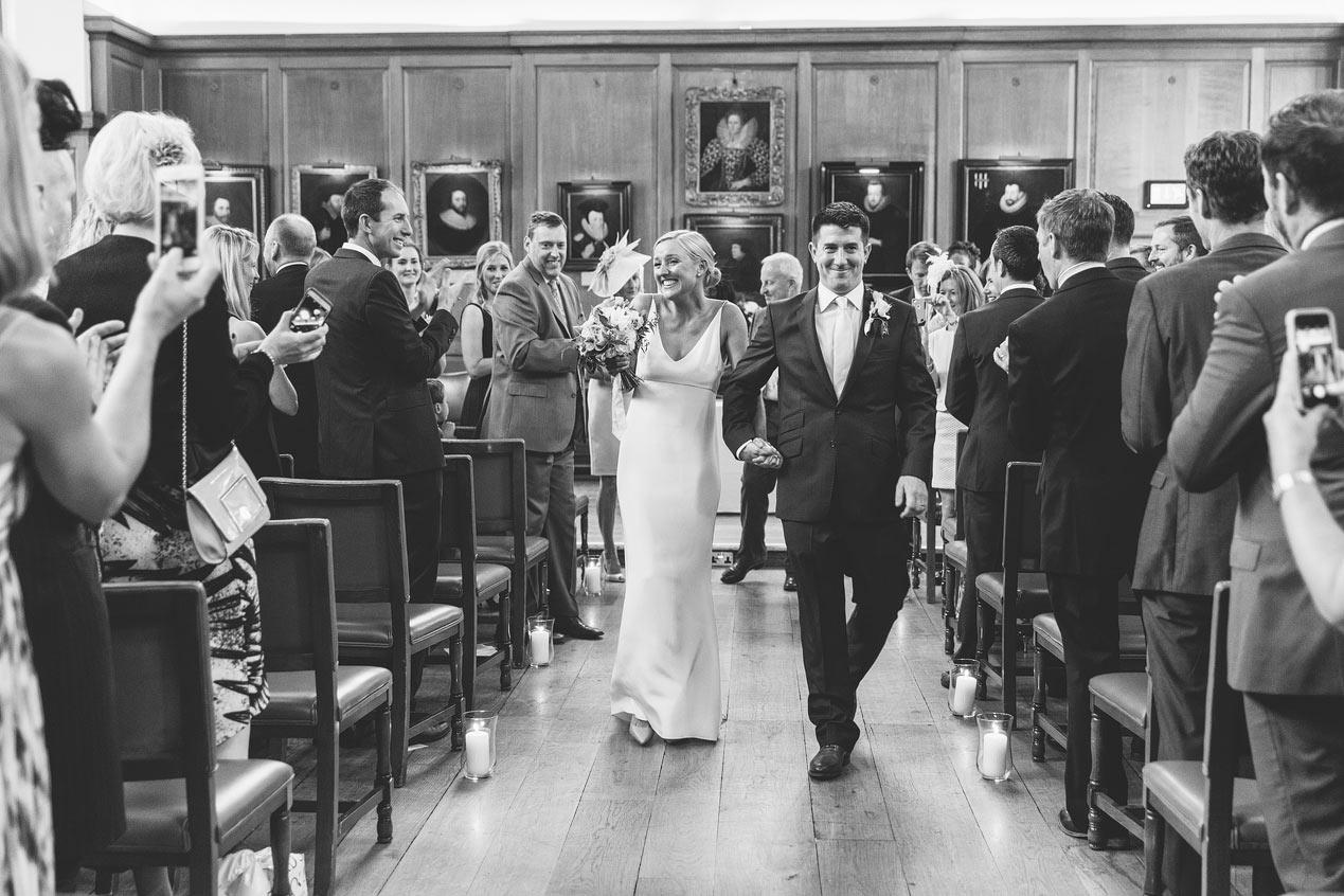 Gray's Inn wedding
